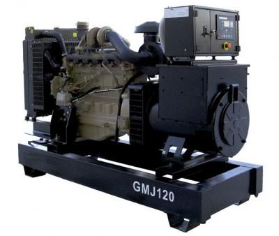 Дизельный генератор GMGen GMJ120