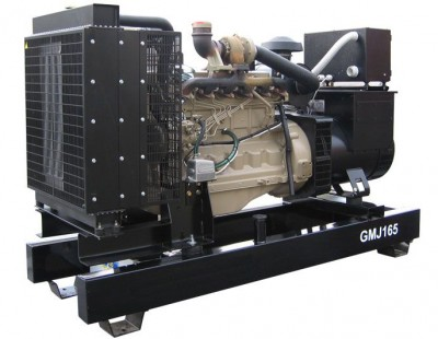 Дизельный генератор GMGen GMJ165 с АВР