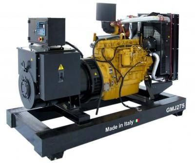 Дизельный генератор GMGen GMJ275 с АВР