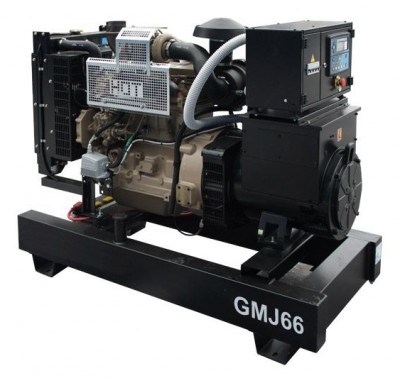 Дизельный генератор GMGen GMJ66