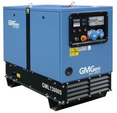 Дизельный генератор GMGen GML13000S