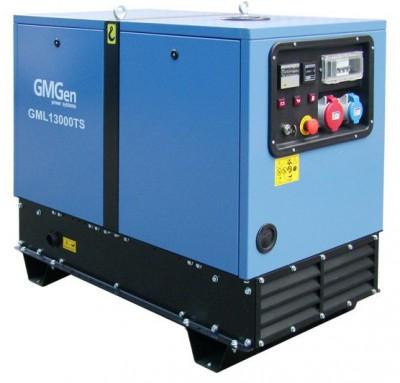 Дизельный генератор GMGen GML13000TS