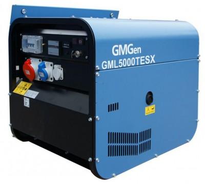 Дизельный генератор GMGen GML5000TESX с АВР