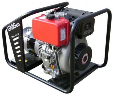 Дизельный генератор GMGen GML7500