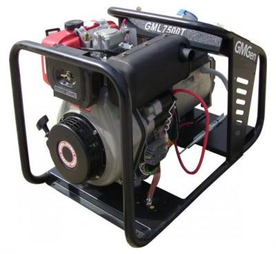 Дизельный генератор GMGen GML7500T