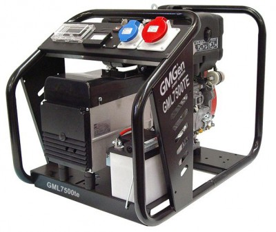 Дизельный генератор GMGen GML7500TE