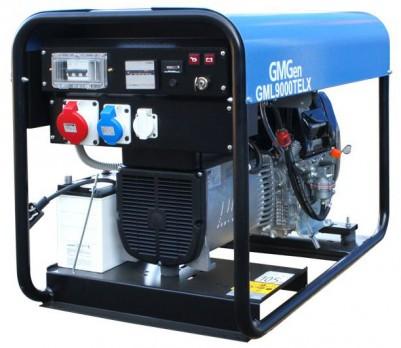 Дизельный генератор GMGen GML9000E