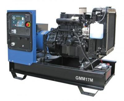 Дизельный генератор GMGen GMM17М