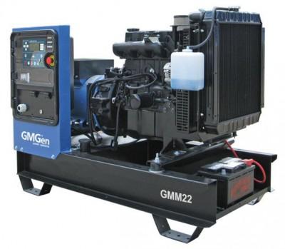 Дизельный генератор GMGen GMM22