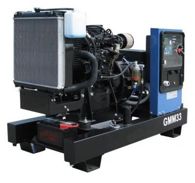 Дизельный генератор GMGen GMM33
