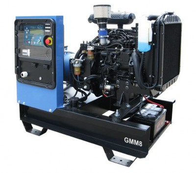 Дизельный генератор GMGen GMM8