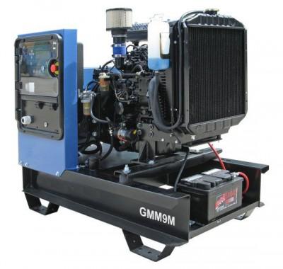 Дизельный генератор GMGen GMM9М