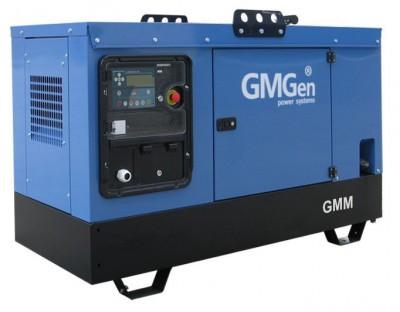 Дизельный генератор GMGen GMM12М в кожухе с АВР