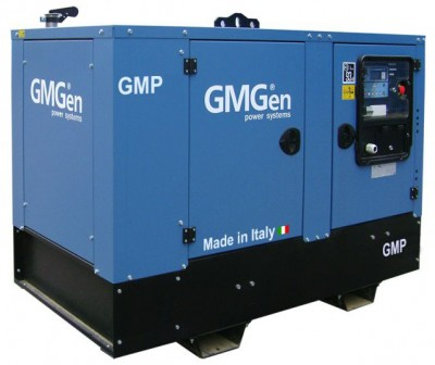 Дизельный генератор GMGen GMP22 в кожухе с АВР