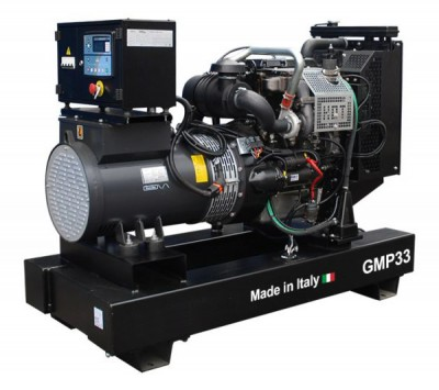 Дизельный генератор GMGen GMP33