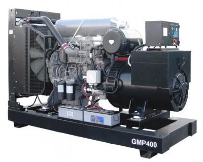 Дизельный генератор GMGen GMP400 с АВР
