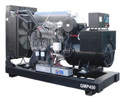 Дизельный генератор GMGen GMP450