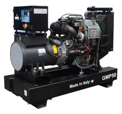 Дизельный генератор GMGen GMP50 с АВР