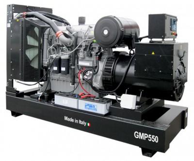 Дизельный генератор GMGen GMP550