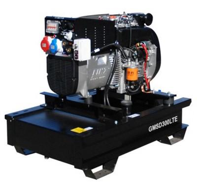 Сварочный генератор GMGen GMSD300LTE