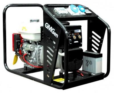 Сварочный генератор GMGen GMSH160E