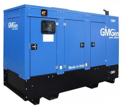Дизельный генератор GMGen GMV100 в кожухе