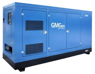 Дизельный генератор GMGen GMV165 в кожухе с АВР