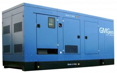 Дизельный генератор GMGen GMV630 в кожухе