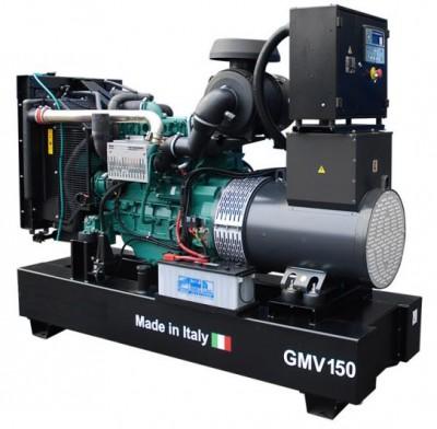 Дизельный генератор GMGen GMV150 с АВР
