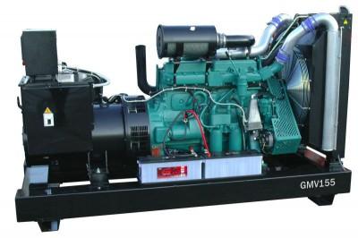 Дизельный генератор GMGen GMV155