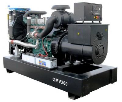 Дизельный генератор GMGen GMV200