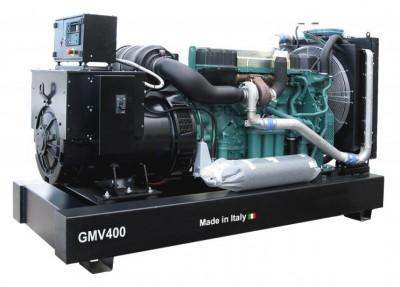 Дизельный генератор GMGen GMV400
