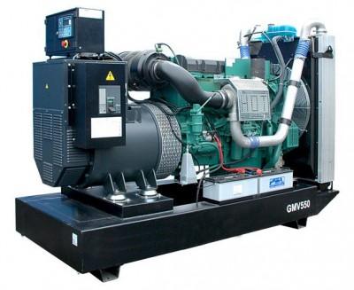 Дизельный генератор GMGen GMV550 с АВР