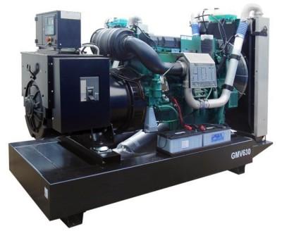 Дизельный генератор GMGen GMV630