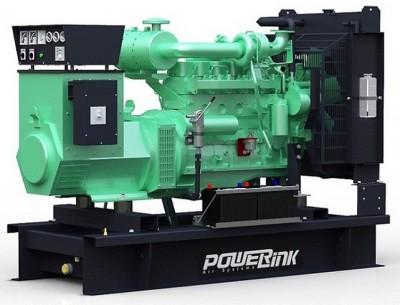 Дизельный генератор Power Link GMS110PX