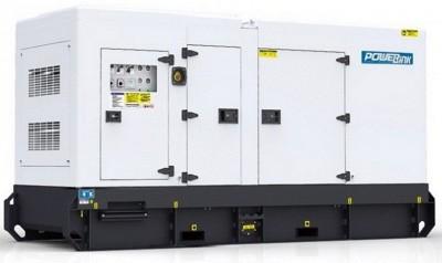Дизельный генератор Power Link GMS250CLS в кожухе