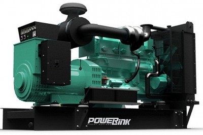 Дизельный генератор Power Link GMS312C с АВР