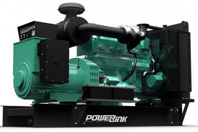 Дизельный генератор Power Link GMS500C с АВР