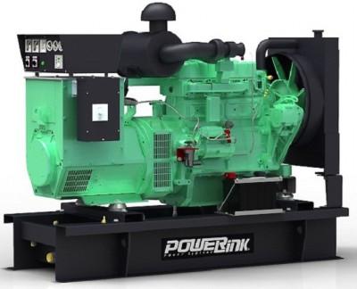 Дизельный генератор Power Link GMS180PX