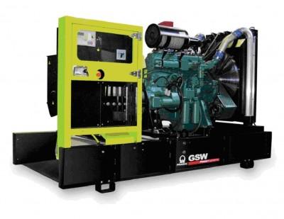 Дизельный генератор Pramac GSW 560 V
