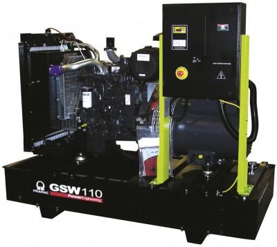Дизельный генератор Pramac GSW 110 V с АВР