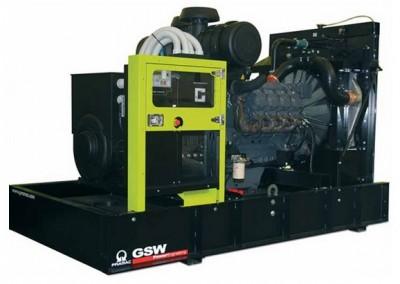 Дизельный генератор Pramac GSW 210 P AUTO