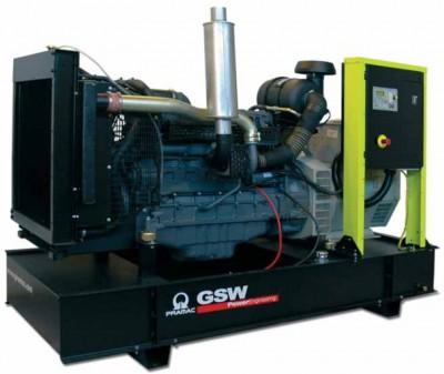 Дизельный генератор Pramac GSW220 V с АВР