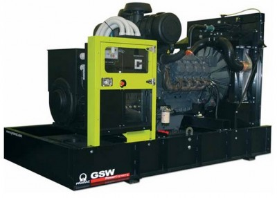 Дизельный генератор Pramac GSW 705 V с АВР