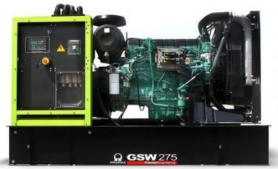 Дизельный генератор Pramac GSW 275 DO