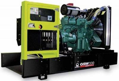 Дизельный генератор Pramac GSW 330 V AUTO