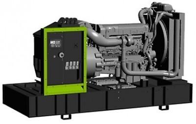 Дизельный генератор Pramac GSW 600 V