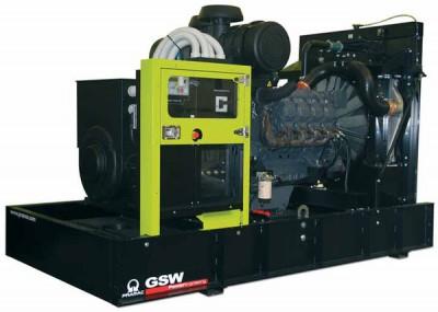 Дизельный генератор Pramac GSW 755 DO с АВР