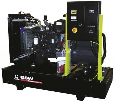 Дизельный генератор Pramac GSW 220 D