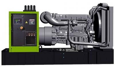 Дизельный генератор Pramac GSW 720 P с АВР